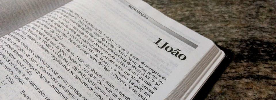 Introdução da Primeira Carta de João