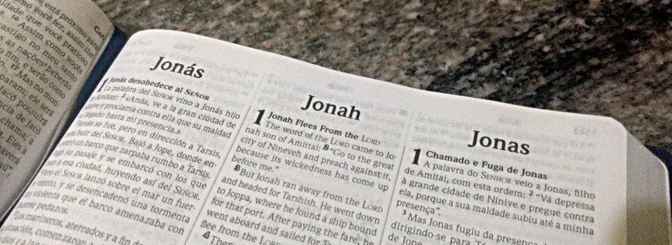 Introdução do Livro de Jonas