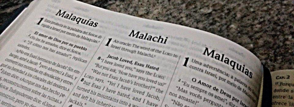 Introdução do Livro de Malaquias