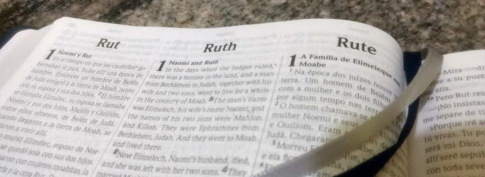 Introdução do Livro de Rute