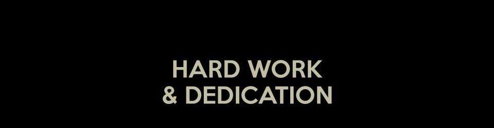 Calebe - Frase Trabalho duro e Dedicação